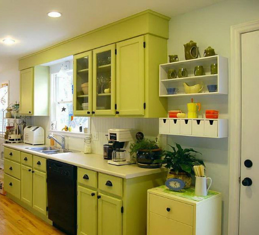 lime green and yellow kitchen עיצוב מטבח בלוג לעיצוב הבית גיליה הום סטיילינג 9033