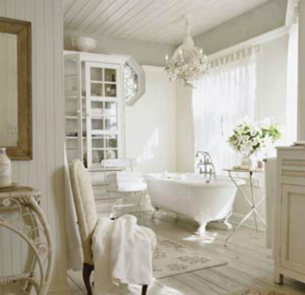 הצבע לבן בעיצובהבית