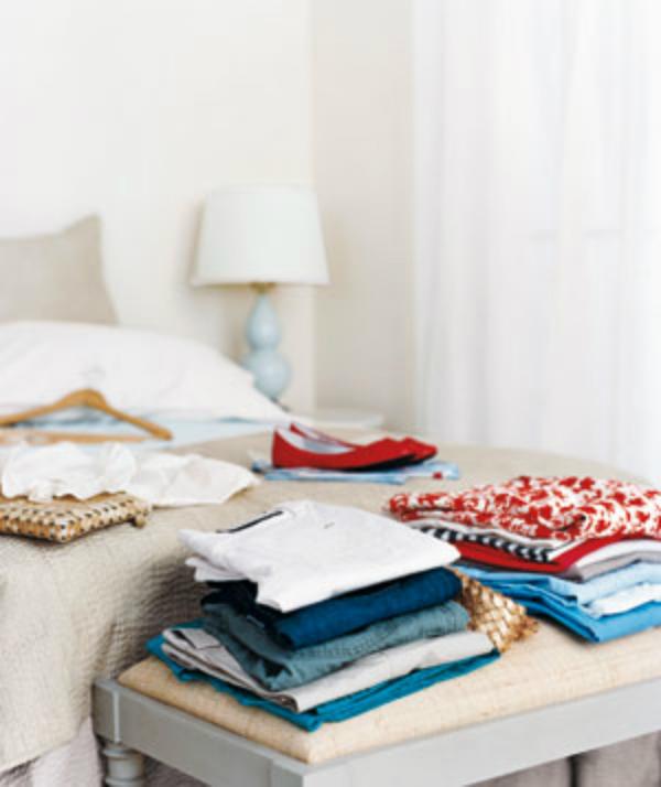 טיפים לסדר בארון הבגדים