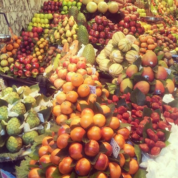 שוק ברצלונה