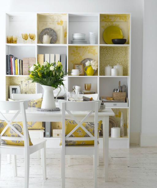 צהוב בעיצוב הית