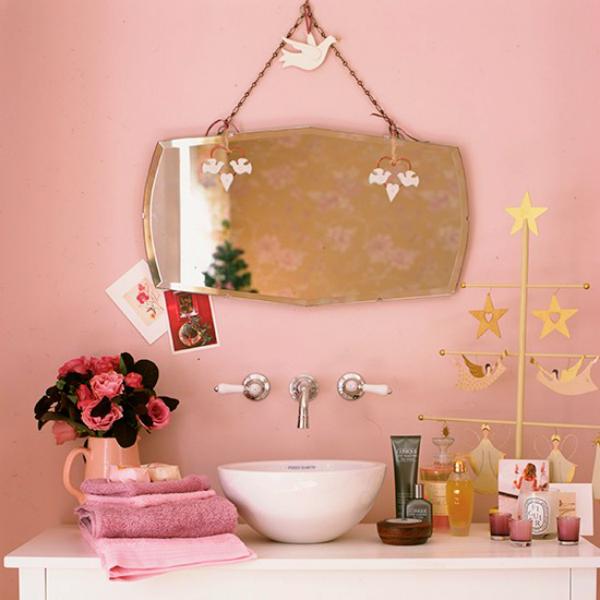 עיצוב חדר אמבט