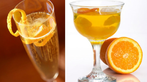 שמפנייה עם תפוז
