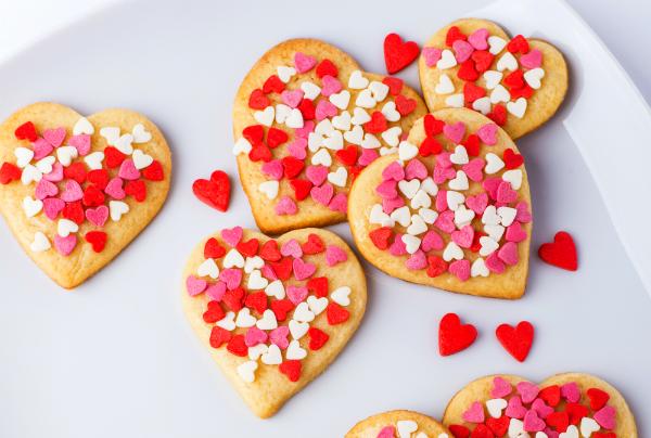 עוגיות לב