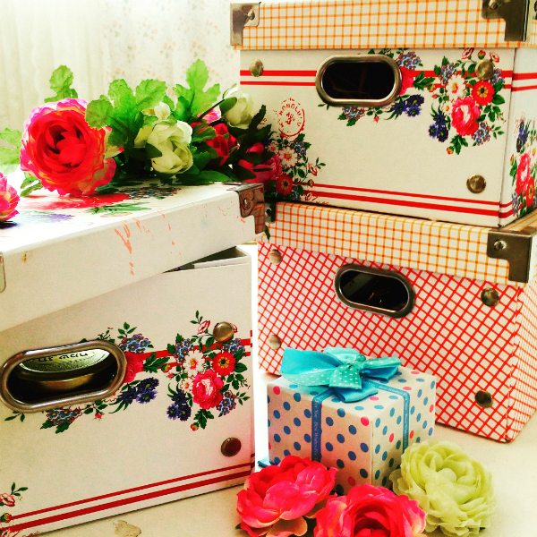 קופסאות איחסון