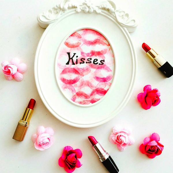 מסגרת נשיקות