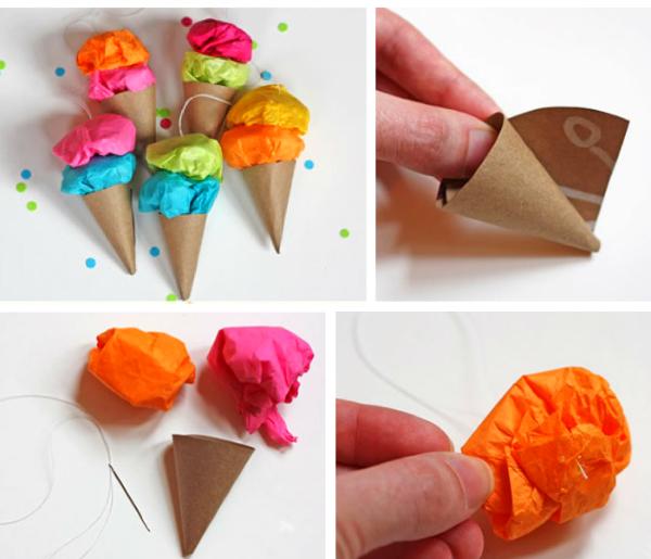 גלידות יצירה