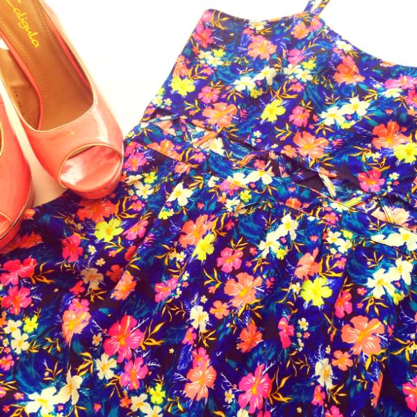 שמלה h&m