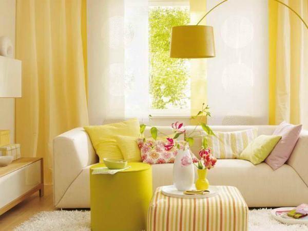 גוון צהוב