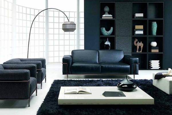 עיצוב הבית בגוון שחור