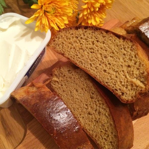 לחם טחינה ללא גלוטן כשרלפסח