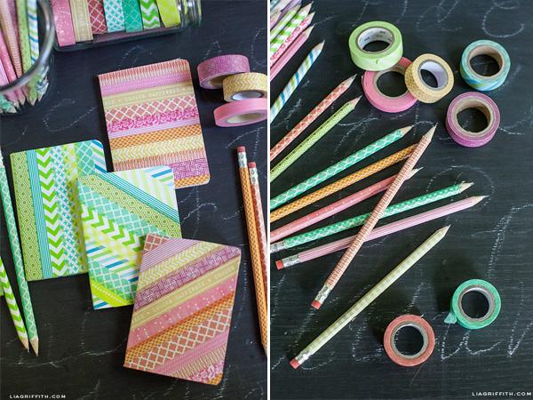 עפרונות וואשי טייפ