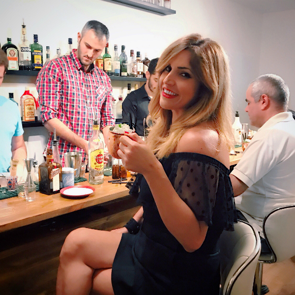 Mixta cocktail סדנת קוקטיילייחודית